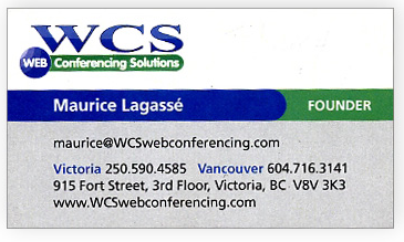 Web Conferencing Solutions old branding