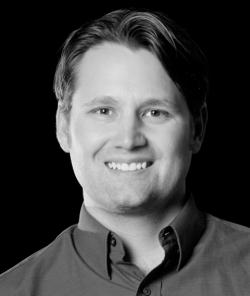 Brian Hartz editor of Douglas Magazine