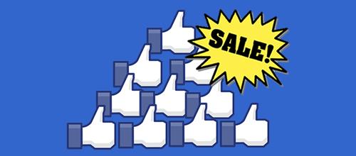 Facebook Fans for sale