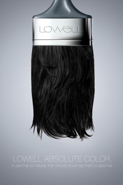 Lowell Dark ad