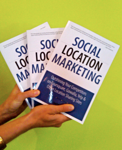 Copeland contest for free copy of Simon Salt's Social Location Marketing