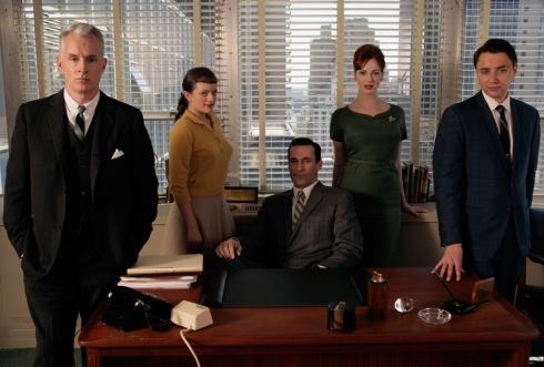 Mad Men and Women in the office
