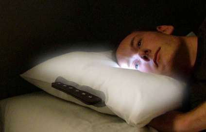 Awake to the warming glow of technology