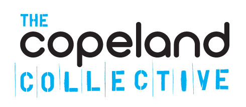 Logo for The Copeland Collective in Victoria, BC